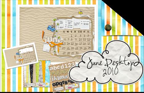 June desktop ad