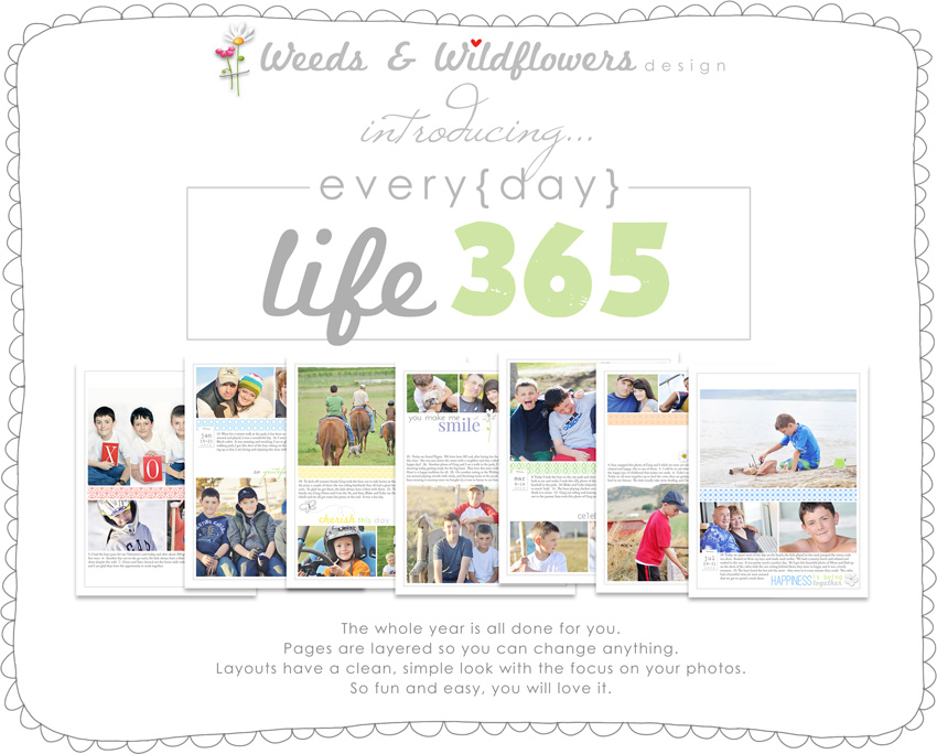 introducing2 Every{day} Life 365 is HERE!!  :)