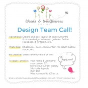 Design Team Call and This Weeks Crazy Deal