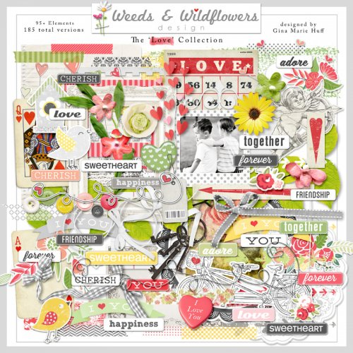 9498 - The Love Collection - Elements