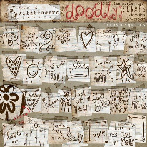 doodly scraps